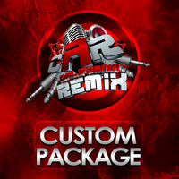CUSTOM PACKAGE (Dj Neon The Evolution)